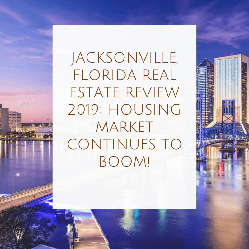 Jacksonville market report 2020