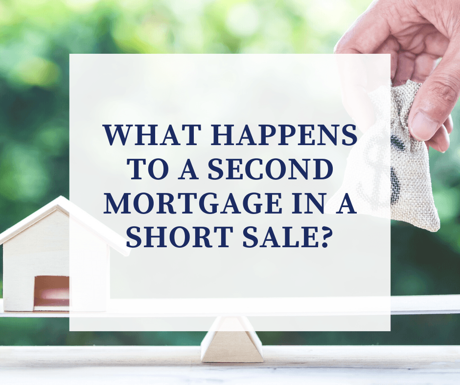 SHORT SALE SECOND MORTGAGE