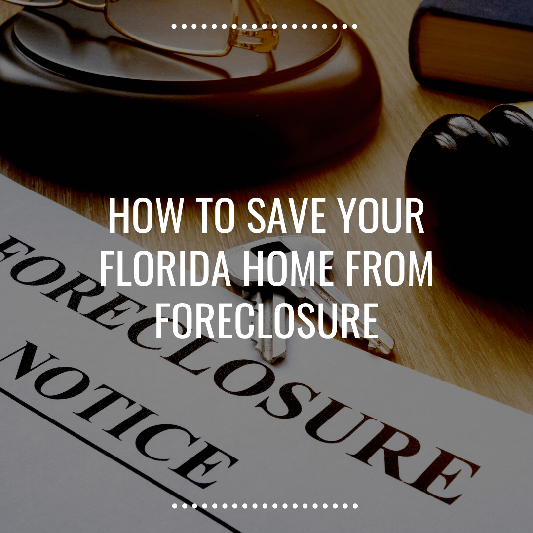 SAVE HOM FROM FORECLOSURE