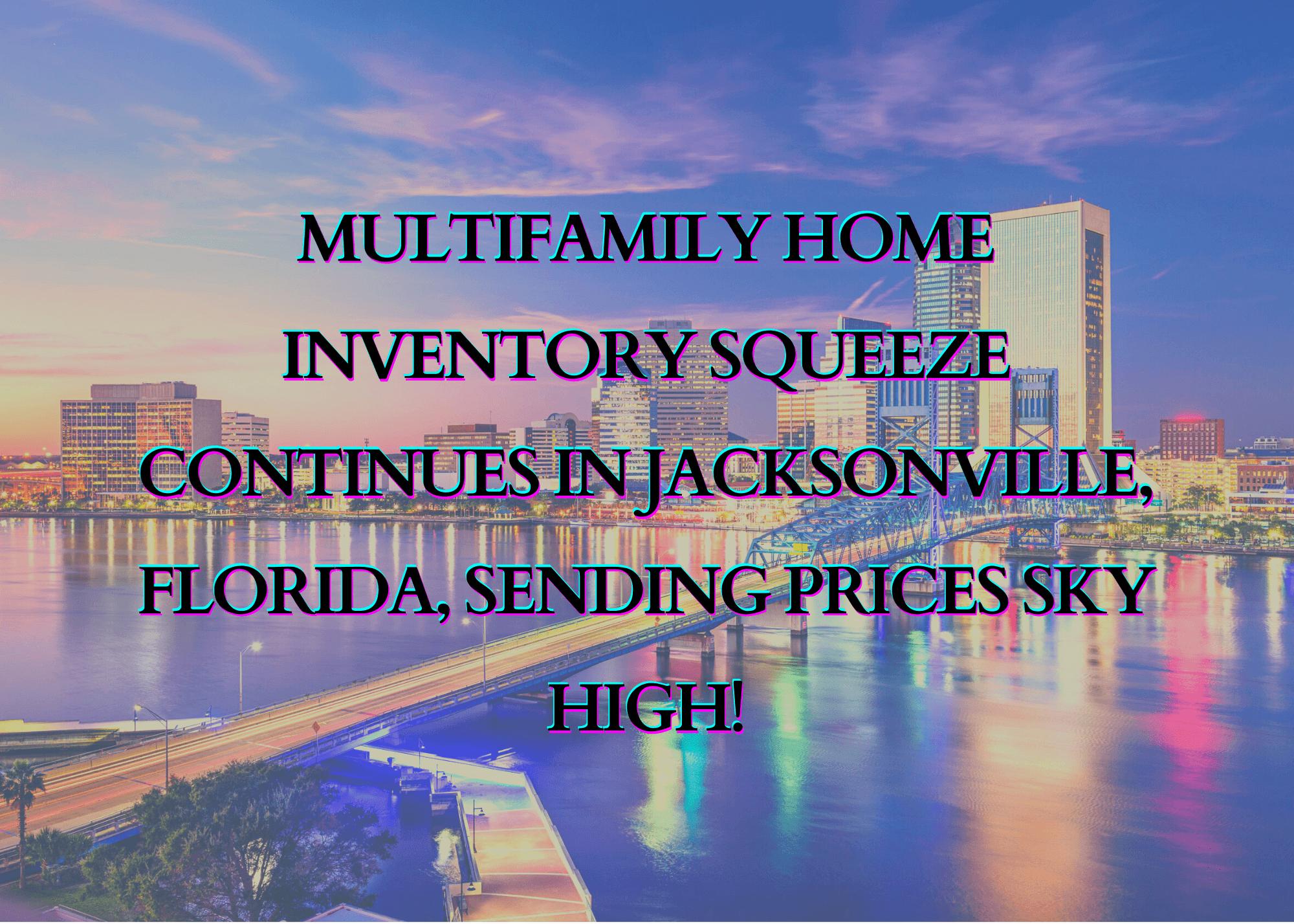 jacksonville multifamily market report 2020
