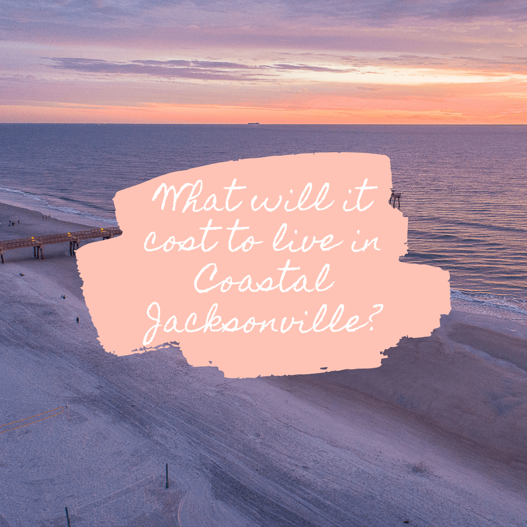 cost of living on The Jacksonville Beach