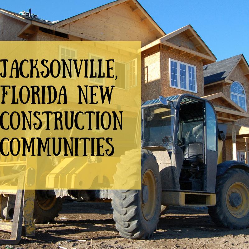 Jacksonville new construction